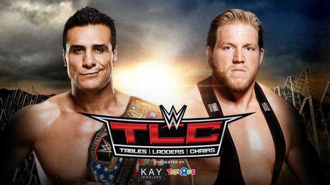 TLC - Alberto Del Rio vs. Jack Swagger