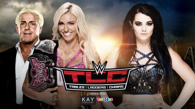 TLC - Divas Champion Charlotte vs