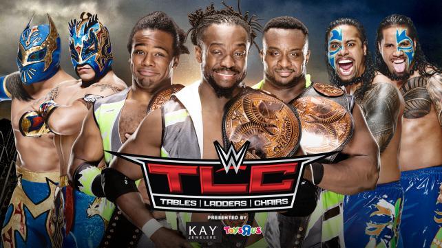 TLC - WWE Tag Team Championship Triple