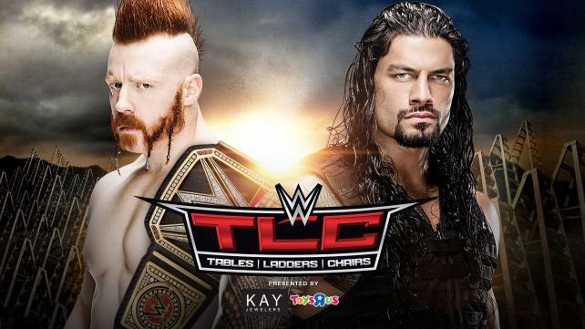 TLC - WWE World Heavyweight Champion