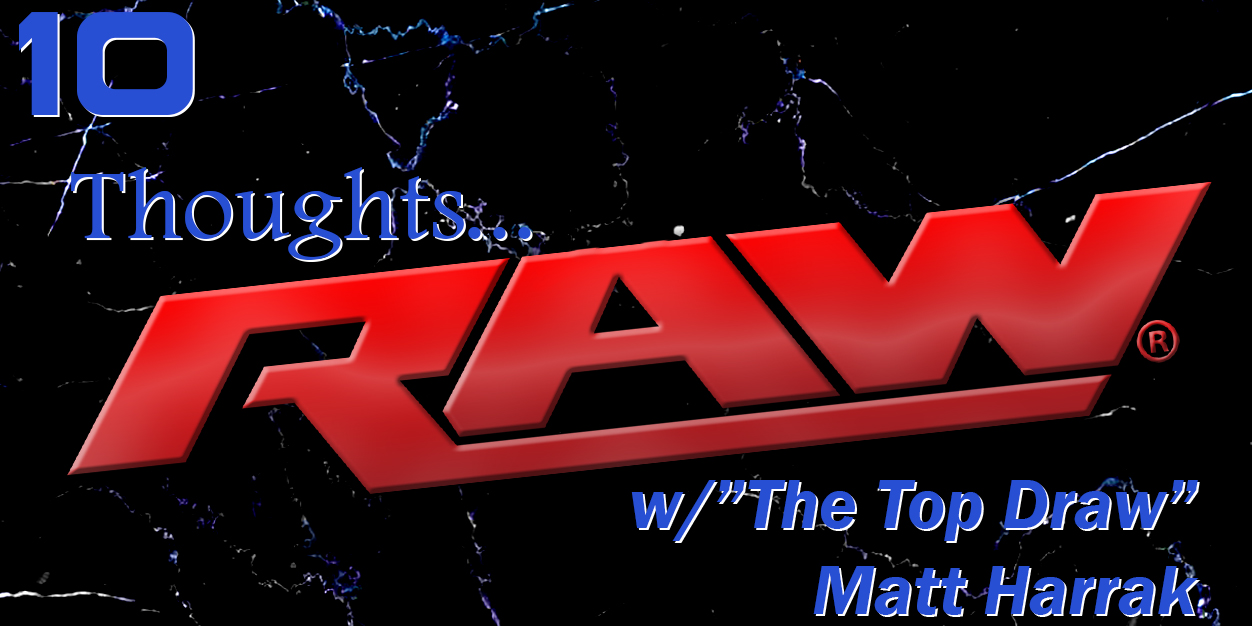 10 Thoughts - RAW Logo