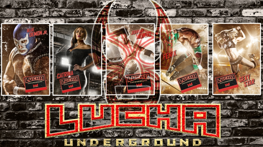 Lucha Underground Header