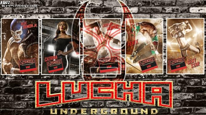 Lucha Underground Wallpaper