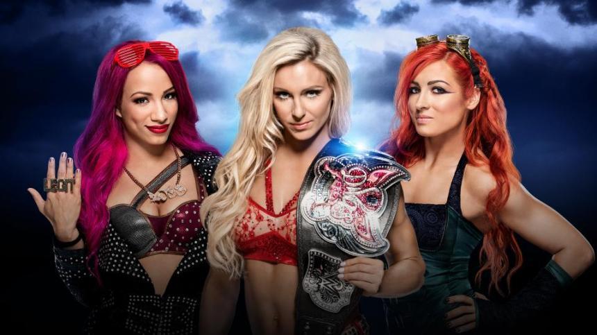 Divas Triple Thrat