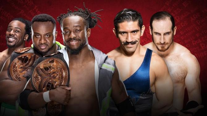 WWE Tag Titles EXTR
