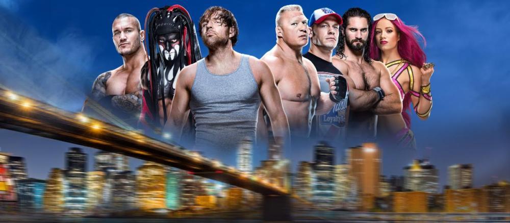 WWE SummerSlam_show_Header 2016